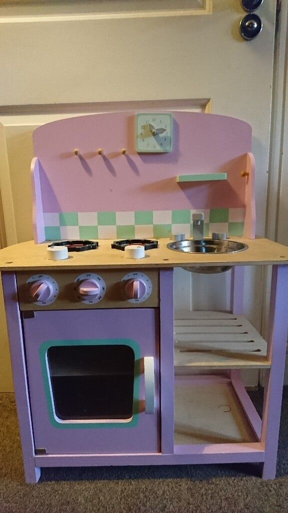 Gltc Toy Kitchen Used Condition Will Chuck In Some Food Aswell