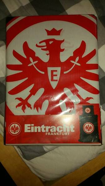 eintracht frankfurt bettw sche in s d sachsenhausen ebay kleinanzeigen. Black Bedroom Furniture Sets. Home Design Ideas