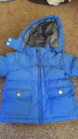Baby Boys Hugo boss coat