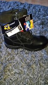 Brand New Grafters Tornado Boots size 11