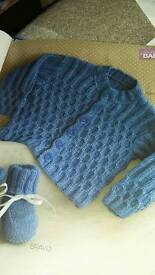 Hand knitted for you