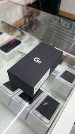 SAVE £150!! (With Receipt) Unlocked SEALED (Brand New) LG G6 32GB - Black