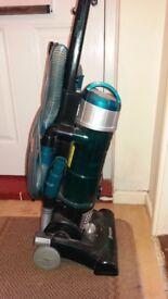 Free vacuum cleaner.