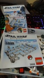 Star Wars Battle of Hoth Lego Game