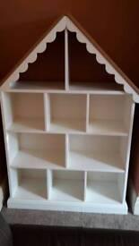 Large 5ft dolls house/or storage