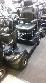 Invacare Comet 8mph mobility scooter, Road registered.