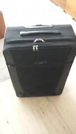 Samsonite 2 wheels, 74 cm suitcase, 95 litres, Black – BARGAIN!!! RRP £265