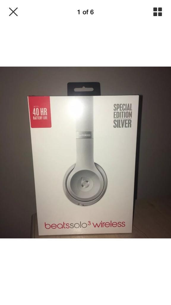 Beats by Dr Dre Solo 3 Wireless Headphones