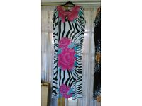 Kaftan one size new fits up to 24