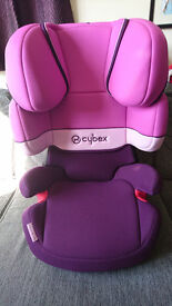 Cybex Silver Solution X-Fix Group 2/3