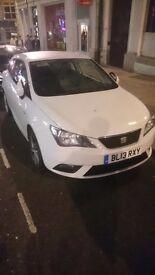 Seat Ibiza 1.4 toca 37,000 miles