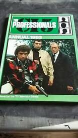 THE PROFESSIONALS ANNUAL 1983