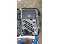 Pro sound dual wireless mic
