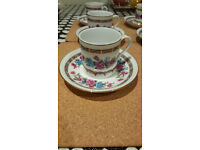 Lovely espresso cups and saucers