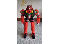 Power Rangers Red Dragon Zord toy (1990's)