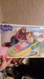 Peppa pig ready bed boxed