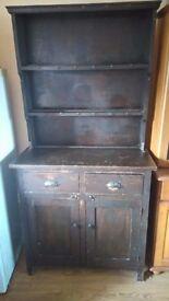 Large traditional dresser