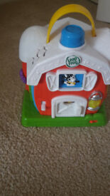 For sale used LeapFrog Sing and Play Farm