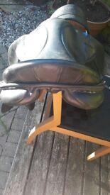 17 inch Ideal GP saddle