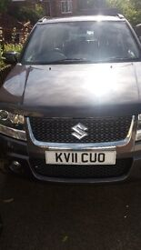SUZUKI GRAND VITARA 2011 5 DOOR 2.4 SZ5 LOW MILEAGE