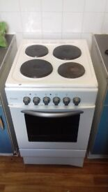 Electric cooker hob/oven/grill