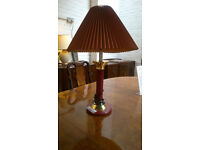 Large table lamp (delivery available)