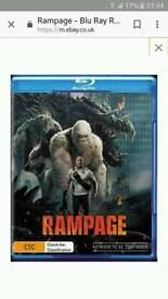 Rampage 2018 full retail blu-ray (COPY)