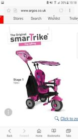 Smart trike flamingo