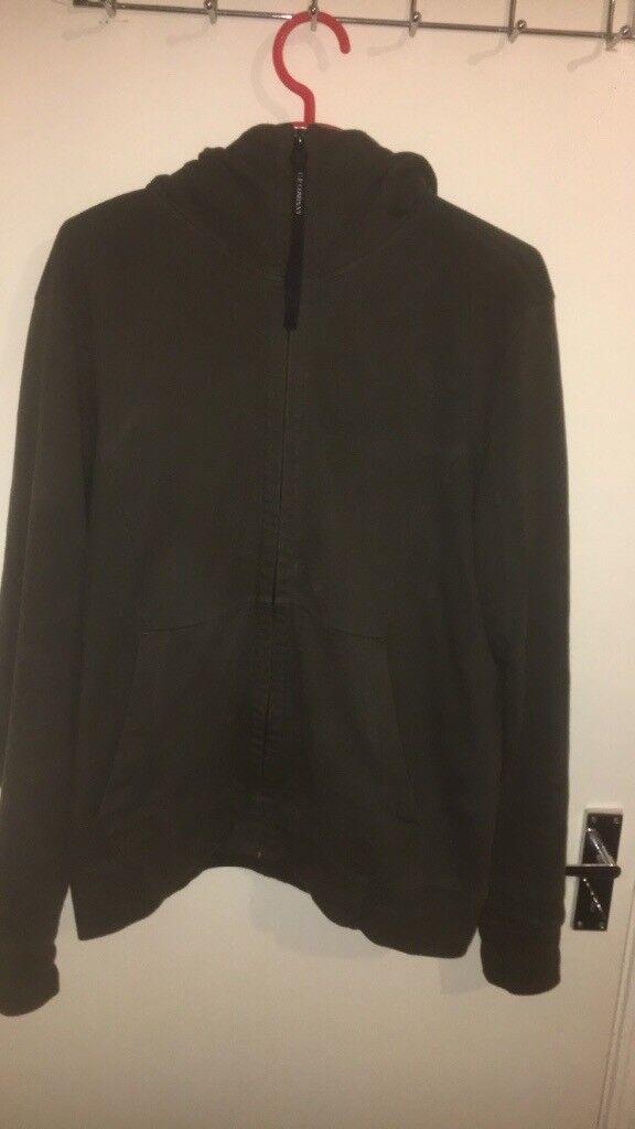Cp-company hoodie