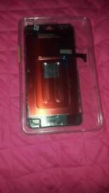 IPhone s7 plus screen brand knew black