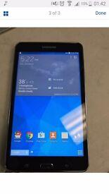 Samsung galaxy tab 4 black