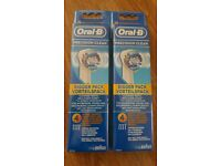 Oral B Precision Toothbrush Heads x 16 (Brand New)