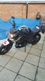 Motorbike AJS 125 CC