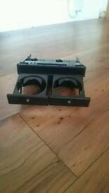 Vw polo lupo arosa double cup holders