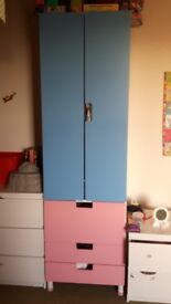 Stuva cupboard with drawers