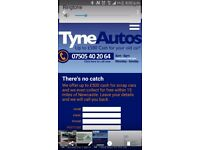 Scrap cars wanted free online quote
