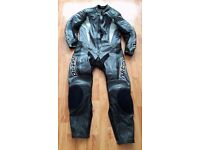 Bike leathers in excellent condition - will fit large man