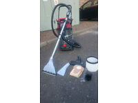"""""""SEALEY"""" VALET CARPET &UPHOLSTERY CLEANING MACHINE, WET &DRY HOOVER"""