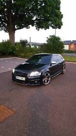 Audi s3 big spec hybrid turbo