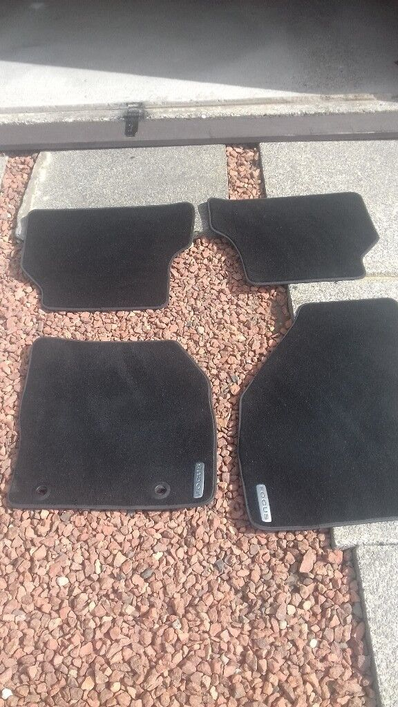 Ford Focus Car Mats 2005 2011 In Newcastle Tyne And Wear Gumtree