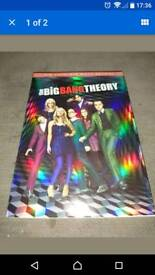 THE BIG BANG THEORY COMPLETE SERIES 6 DVD