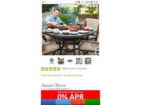 Jamie Oliver 6 seater garden furniture