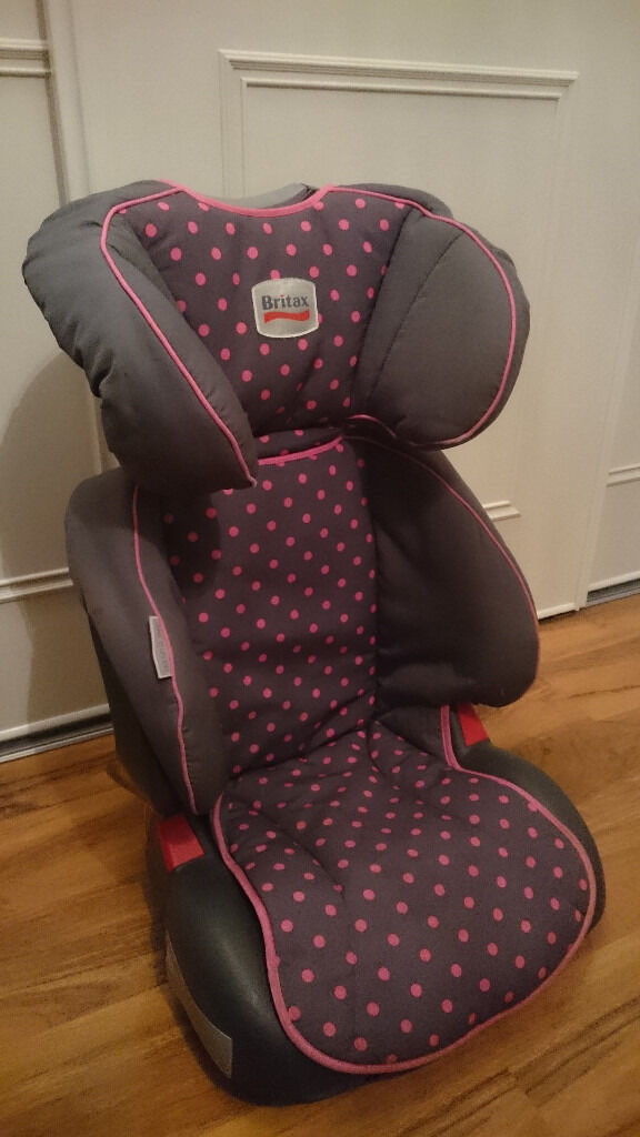 Britax Car Seat hi-liner 15-36kg