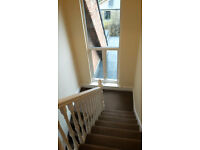 Double room with park view in two floors big apartment