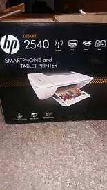 2540 HP deskjet smartphone and tablet printer