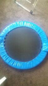 Kids trampoline 100cm