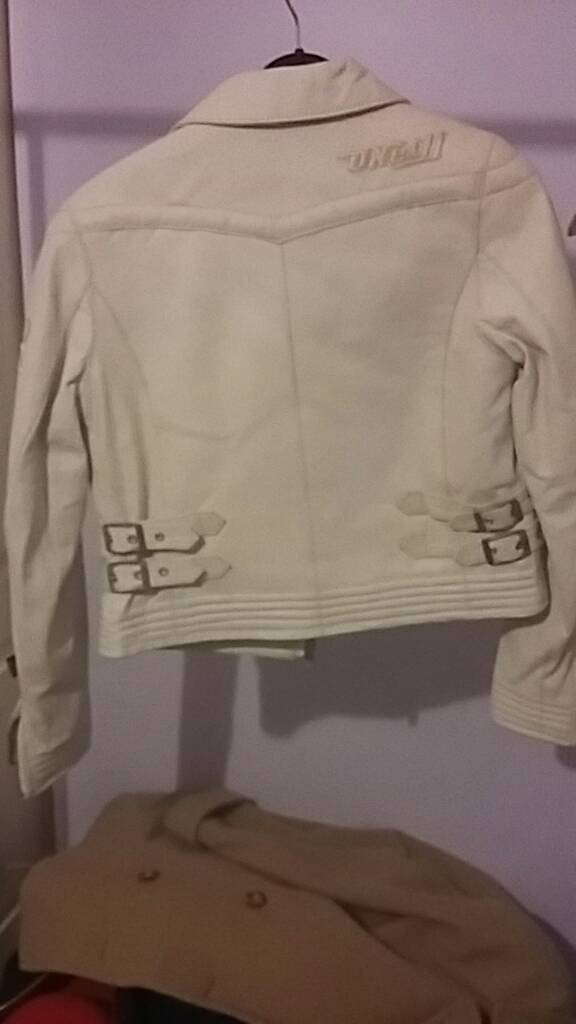 Childs O neill leather jacket