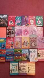 ** Reduced ** Huge Bundle of 31 childrens books (mostly girls)