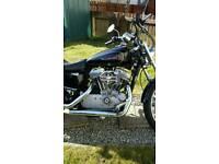 Harley Davidsons 883