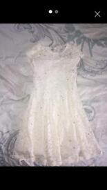 White river island dress